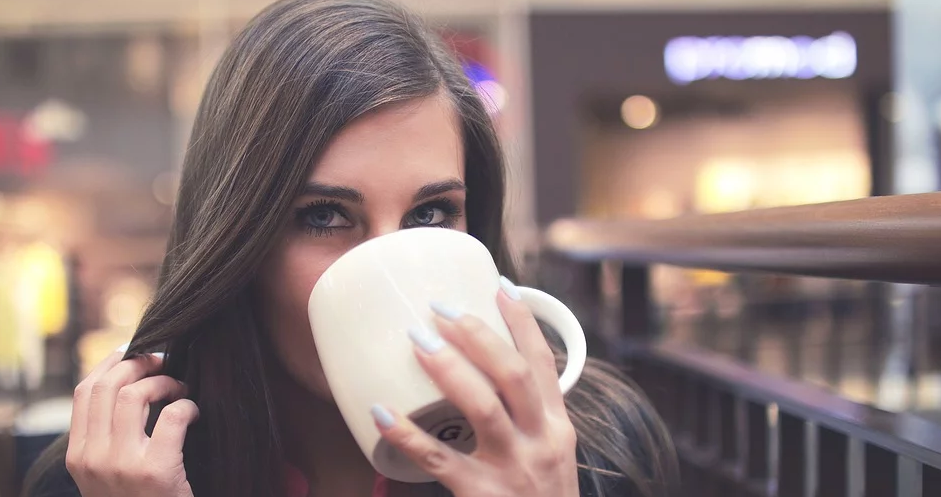 beitrag tee trinken
